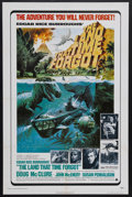 "Movie Posters:Adventure, The Land That Time Forgot (AIP, 1975). One Sheet (27"" X 41"").Sci/Fi/Horror. Starring Doug McClure, John McEnery and Susan P..."