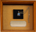 Football Collectibles:Others, 1994 San Diego Chargers AFC Championship Pendant....