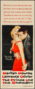 Movie Posters:Romance, The Prince and the Showgirl (Warner Brothers, 1957). Folde...