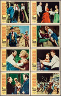 Movie Posters:Western, 4 for Texas & Other Lot (Warner Brothers, 1963). Overall: ...