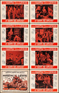 Movie Posters:Comedy, At War with the Army & Other Lot (Omat, R-1958). Fine/Very...