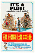 Movie Posters:Comedy, The Russians Are Coming, the Russians Are Coming & Other Lot(United Artists, 1966). Folded, Very Fine-. One Sheets (...