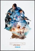 """Movie Posters:Science Fiction, Rogue One: A Star Wars Story (Walt Disney Studios, 2016). Rolled, Very Fine+. IMAX Posters (3) (13"""" X 19"""") 3 Styles. Science... (Total: 3 Items)"""
