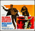 """Movie Posters:Western, Butch Cassidy and the Sundance Kid (20th Century Fox, 1973). Folded, Fine/Very Fine. First Release Belgian (20"""" X 17.75"""") Pa..."""