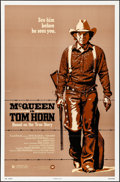 """Movie Posters:Western, Tom Horn (Warner Brothers, 1980). Folded, Very Fine. One Sheet (27"""" X 41"""") & Photos (9) (8"""" X 10""""). Western.. ... (Total: 10 Items)"""
