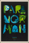 """Movie Posters:Animation, ParaNorman (Focus Features, 2012). Rolled, Very Fine+. Poster (24""""X 36"""") Advance. Animation.. ..."""