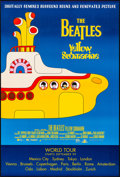 Movie Posters:Animation, Yellow Submarine (United Artists, R-1999). Rolled, Very Fi...