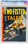 Golden Age (1938-1955):War, Two-Fisted Tales #34 Gaines File Pedigree 3/11 (EC, 1953) CGC NM+ 9.6 Off-white to white pages....
