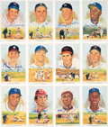"Baseball Collectibles:Others, 1989 Perez-Steele ""Celebration"" Complete Set Signed by Forty...."