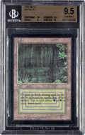 Memorabilia:Trading Cards, Magic: The Gathering Beta Edition Bayou BGS 9.5 (Wizards of theCoast, 1993)....