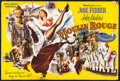 """Movie Posters:Drama, Moulin Rouge (United Artists, 1952). Folded, Fine+. Cut Pressbook (20 Pages, 21"""" X 14""""). Drama.. ..."""