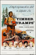 """Movie Posters:Adventure, Timber Tramps (Howco, 1975). Folded, Very Fine. One Sheet (27"""" X 41"""") Kleng Rude Artwork. Adventure.. ..."""