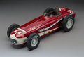 General Americana, A Ron Fournier Enameled Cast Aluminum Indy 500 Racing Car Model,late 20th century. Marks: Ron Fournier, 054. 5 x 21 x 7...
