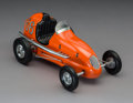 Collectible, An Ohlsson and Rice Tether Car, Los Angeles, circa 1950. Marks: MANUFACTURED BY, OHLSSON & RICE INC., LOS ANGELES, CALIF. ...