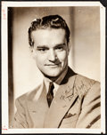 """Movie Posters:Comedy, Red Skelton (1939). Fine+. Autographed Photo (8"""" X..."""