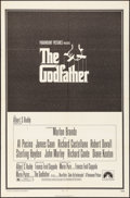 "Movie Posters:Crime, The Godfather (Paramount, 1972). Folded, Very Fine-. One Sheet (27""X 41""). S. Neil Fujita Artwork. Crime.. ..."