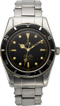Tudor, Very Rare and Fine Ref. 7922, Oyster Prince Submariner, Early Series, Circa 1954