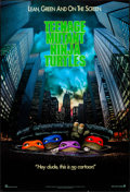"""Movie Posters:Action, Teenage Mutant Ninja Turtles & Other Lot (New Line, 1990). Rolled, Very Fine. One Sheet (27"""" X 40"""") & Video One Sheet (27"""" X... (Total: 2 Items)"""