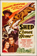 Movie Posters:Adventure, Shep Comes Home & Other Lot (Screen Guild Productions, 194...