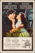 Movie Posters:Romance, The Rainmaker & Other Lot (Paramount, 1956). Folded, Fine/...