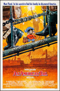 """Movie Posters:Animation, An American Tail & Other Lot (Universal, 1986). Rolled, VeryFine+. One Sheets (3) (27"""" X 41"""" & 26.75"""" X 39.75"""") SS, ..."""