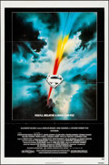 """Movie Posters:Action, Superman the Movie (Warner Brothers, 1978). Folded, Very Fine. One Sheet (27"""" X 41"""") & Mini Lobby Card Set of 8 (8"""" X 10""""). ... (Total: 9 Items)"""