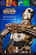 Movie Posters:Science Fiction, Star Wars: The Magic of Myth (Smithsonian Institution, 199...