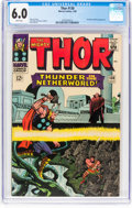 Silver Age (1956-1969):Superhero, Thor #130 (Marvel, 1966) CGC FN 6.0 White pages....