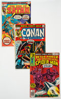 Bronze Age (1970-1979):Miscellaneous, Bronze Age Comics Box Lot (Various Publishers, 1970s) Condition:Average FR....
