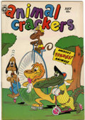 Golden Age (1938-1955):Funny Animal, Animal Crackers #31 (Fox Features Syndicate, 1950) Condition:VF-....