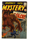Golden Age (1938-1955):Horror, Journey Into Mystery #72 (Marvel, 1961) Condition: VG....