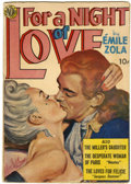 Golden Age (1938-1955):Romance, For a Night of Love #nn (Avon, 1951) Condition: VG+....
