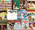 Books:General, Comic Creators Biographical Books Group of 13 (Various Publishers, 1986-2007)....