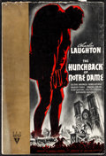 """Movie Posters:Horror, The Hunchback of Notre Dame (RKO, 1939). Fine+. Uncut Pressbook (38Pages, 12"""" X 18""""). Horror.. ..."""
