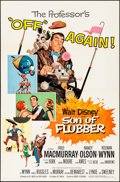 "Movie Posters:Comedy, Son of Flubber (Buena Vista, 1963). Folded, Very Fine. One Sheet (27"" X 41""). Comedy.. ..."