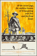 "Movie Posters:Western, The Fool Killer (Landau, 1965). Folded, Very Fine. One Sheet (27"" X41""). Western.. ..."