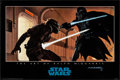 """Movie Posters:Science Fiction, Star Wars: The Art of Ralph McQuarrie (Portal Publications, 1996). Rolled, Very Fine. Autographed Poster (24"""" X 36""""). Scienc..."""