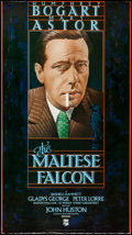 Movie Posters:Film Noir, The Maltese Falcon (CBS Fox Video, R-1983). Rolled, Very F...