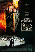 Movie Posters:Adventure, Robin Hood: Prince of Thieves & Other Lot (Warner Brothers...