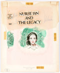 Original Comic Art:Covers, Edrien Nurse Jan and The Legacy by Laura C. Raef DustjacketOriginal Painting (Avalon Books, 1974). ...