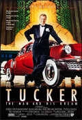Movie Posters:Drama, Tucker: The Man and His Dream (UIP, 1988). Rolled, Very Fi...