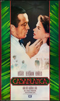 Movie Posters:Academy Award Winners, Casablanca (20th Century Fox Video, R-1981). Rolled, Very ...