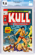 Bronze Age (1970-1979):Miscellaneous, Kull the Conqueror #1 (Marvel, 1971) CGC NM+ 9.6 White pages....