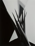 Photographs:Gelatin Silver, Imogen Cunningham (American, 1883-1976). Agave Design 1, 1920s. Gelatin silver, printed later. 12-3/4 x 9-7/8 inches (32...