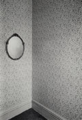 Photographs:Gelatin Silver, Eva Rubinstein (American, b. 1933). Mirror in Corner, New York, 1972. Gelatin silver, printed later. 8-1/2 x 5-3/4 inche...