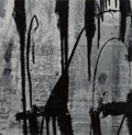 Photographs:Gelatin Silver, Aaron Siskind (American, 1903-1991). Chosica 60, 1980. Gelatin silver, printed later. 14-1/4 x 14 inches (36.2 x 35.6 cm...