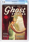 Pulps:Horror, Ghost Stories V3#2 (Macfadden, 1927) CGC VF- 7.5 Cream to off-white pages....