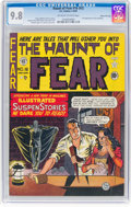 Golden Age (1938-1955):Horror, Haunt of Fear #16 (#2) Gaines File Pedigree 3/9 (EC, 1950) CGC NM/MT 9.8 Off-white to white pages....
