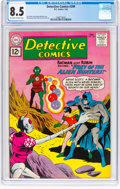 Silver Age (1956-1969):Superhero, Detective Comics #299 (DC, 1962) CGC VF+ 8.5 Off-white to whitepages....