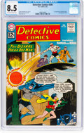 Silver Age (1956-1969):Superhero, Detective Comics #300 (DC, 1962) CGC VF+ 8.5 Off-white to whitepages....